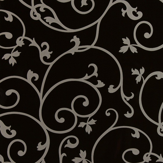 Стеновая панель ПВХ Venta Extrapan Plus Винтаж черное серебро VE375R 106H 2600х375 мм.