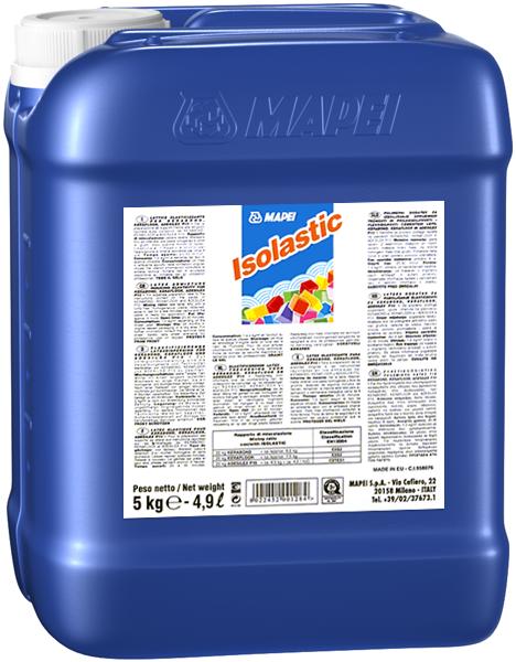 Пластификатор Mapei Isolastic, 5 кг фото