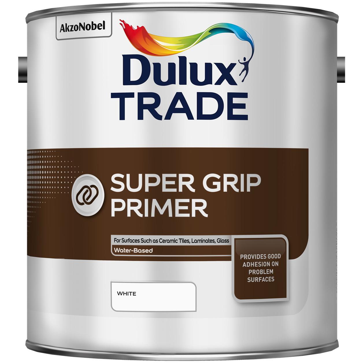 Dulux Super Grip Primer, 1 л, Грунт-краска для сложных поверхностей фото