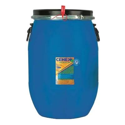 Антисептик Сенеж трудновымываемый консервирующий бочка 65 кг.