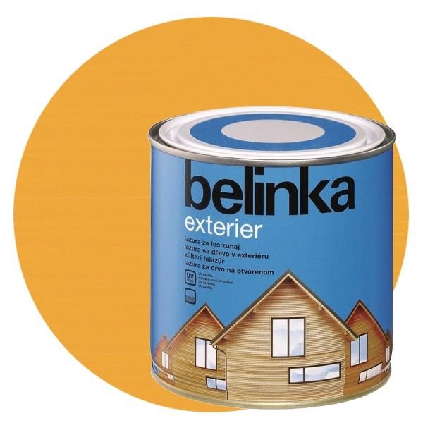 Пропитка для древесины Belinka Exterier № 62 Радужно-желтый, 0,75 л фото