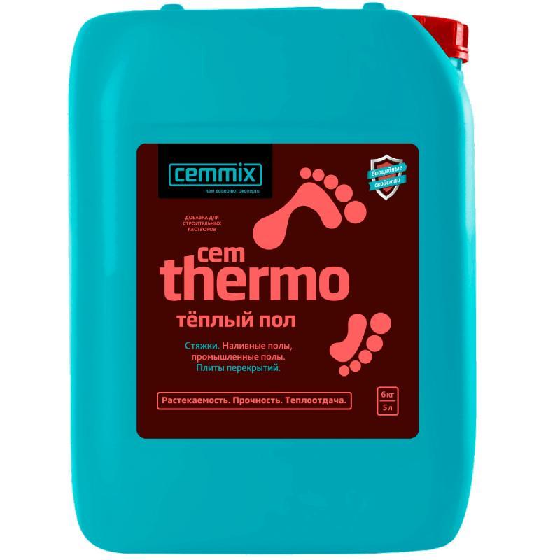 Пластификатор Cemmix CemThermo 5 л.