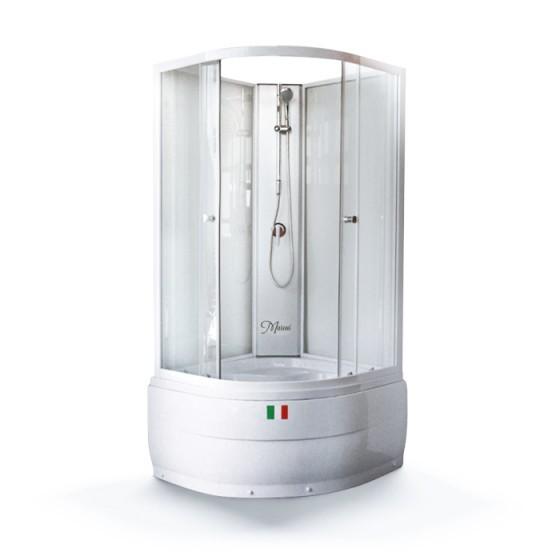 Душевая кабина Maroni Arezzo WLRF-024S (WDRF) 900x900x2000 мм