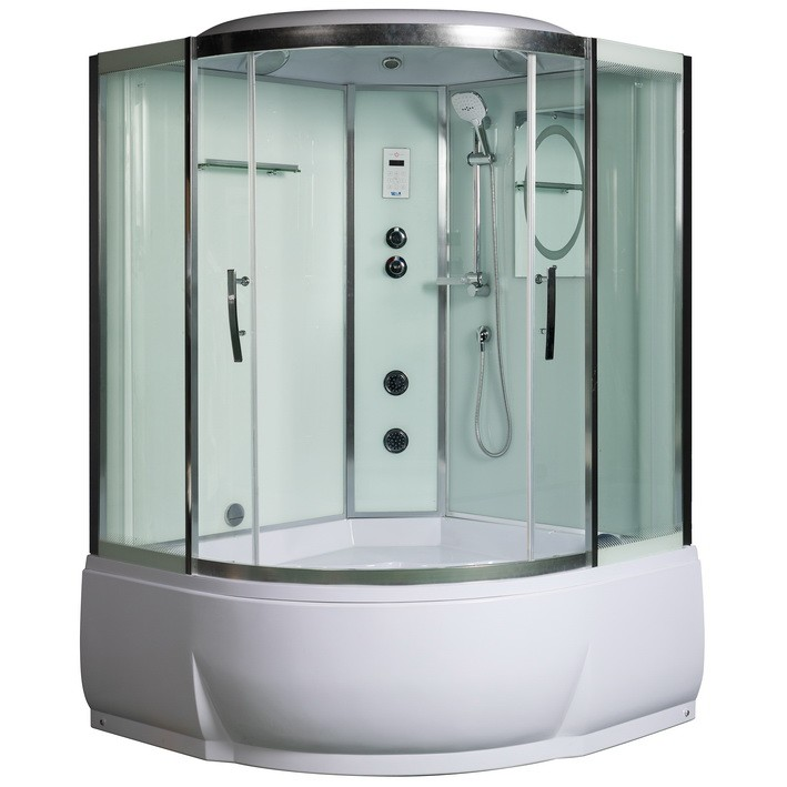 Душевая кабина Weltwasser WW500 Emmer 13555 1350х1350х2170 мм.