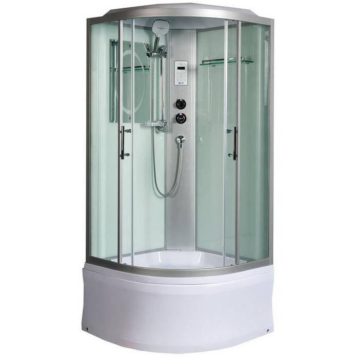 Душевая кабина Weltwasser WW500 Halle 1003 1000х1000х2170 мм.