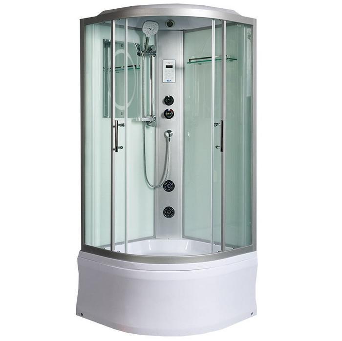 Душевая кабина Weltwasser WW500 Halle 1004 1000х1000х2170 мм.