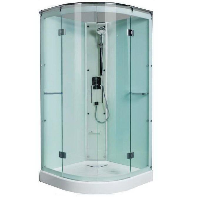 Душевая кабина Weltwasser WW 1000 Waise-1 1000х1000х2270 мм.
