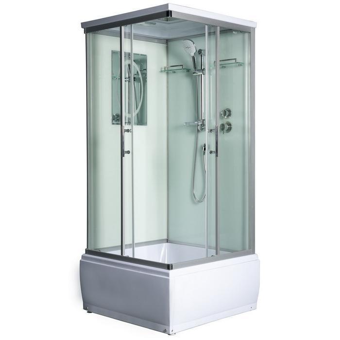 Душевая кабина Weltwasser WW500 Aller 903 900х900х2170 мм.
