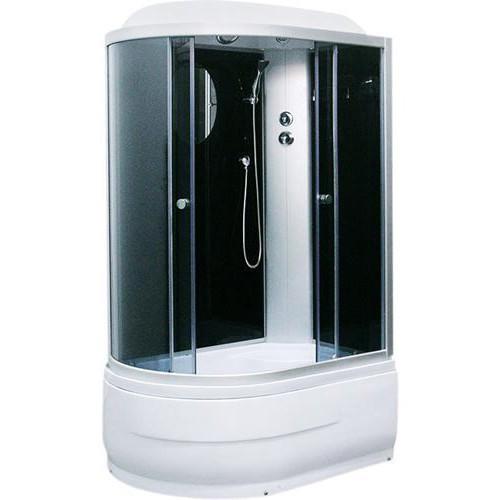 Душевая кабина Niagara NG-1510 без бани правая 1200х800х2200 мм