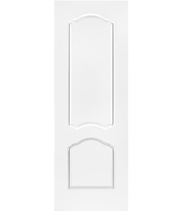Дверное полотно Принцип Арктика (белая эмаль), 2000х700 мм фото