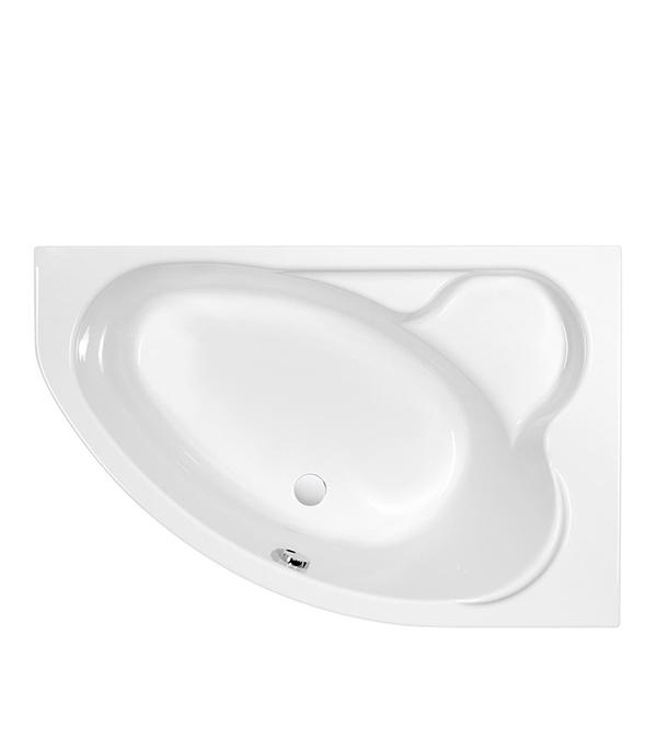 Ванна акриловая CERSANIT Kaliope 153х100см угловая правая фото