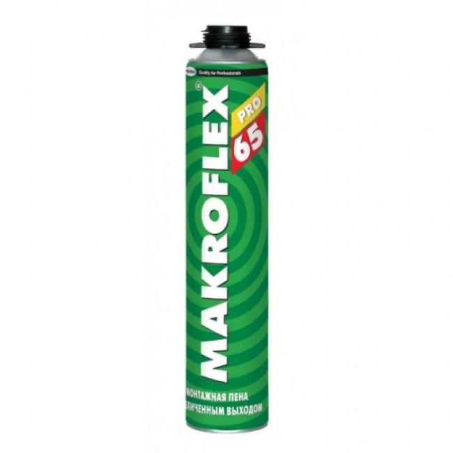 Makroflex 65 Pro, 750 мл, Пена монтажная профессиональная зимняя фото
