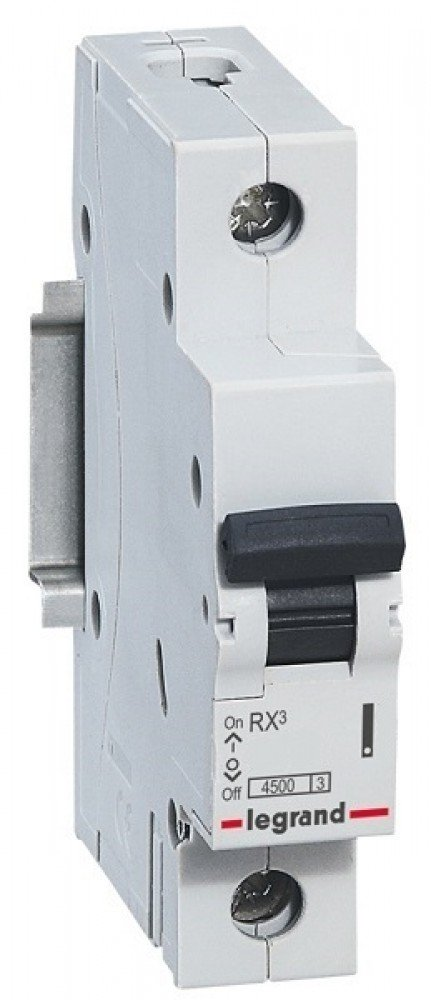 1P Legrand RX3, 20А, C, Выключатель автоматический фото