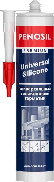 Penosil Premium 310 мл Герметик силиконовый универсальный (коричневый).