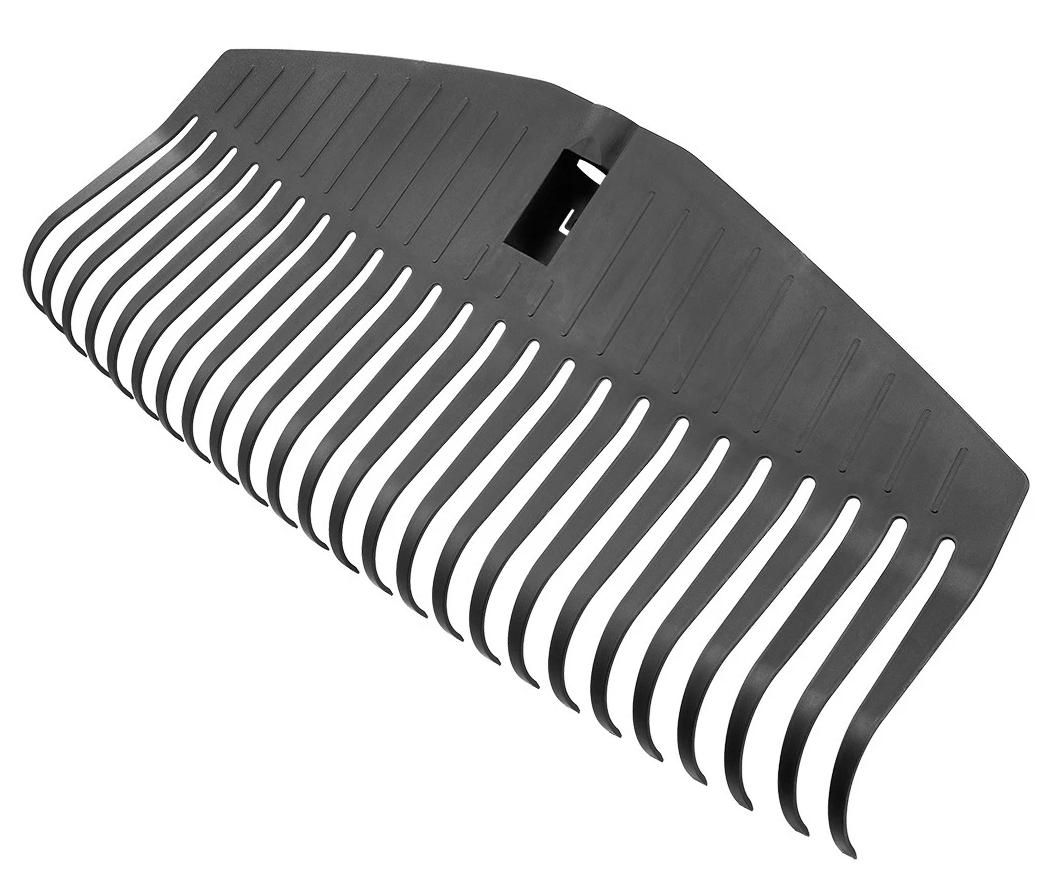 Fiskars Solid 135014, большие грабли без черенка фото