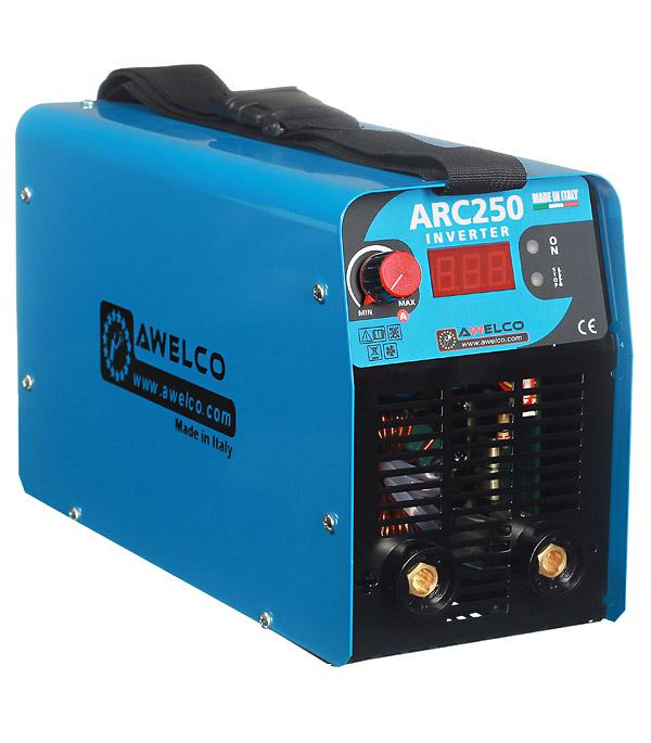 Сварочный аппарат инверторного типа Awelco ARC 250 (51925 RP) MMA фото