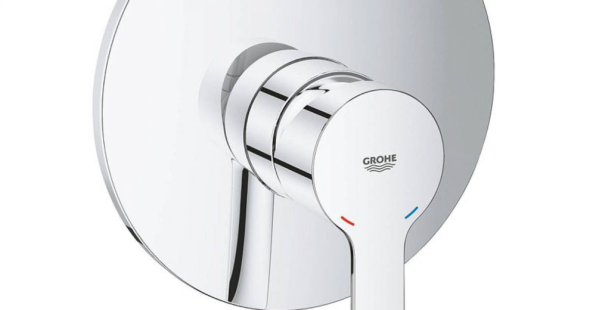 Смеситель Grohe Lineare New 24063001 для душа
