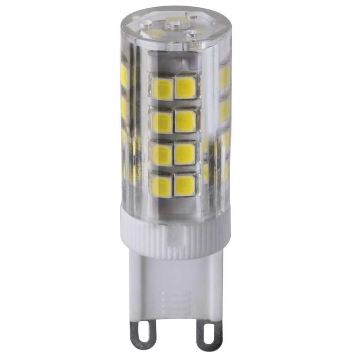 Лампа светодиодная Navigator 5 Вт G9 3000 К капсула теплый свет 230 В фото