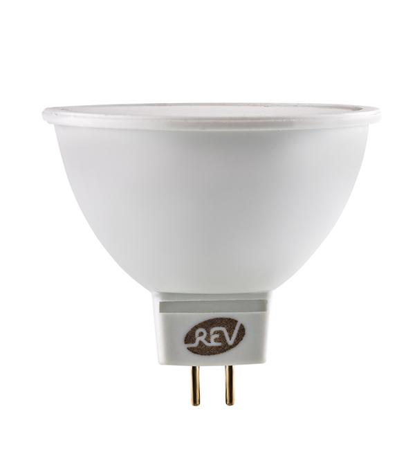 Лампа светодиодная REV 3 Вт GU5.3 рефлектор MR16 4000 К дневной свет 230 В фото