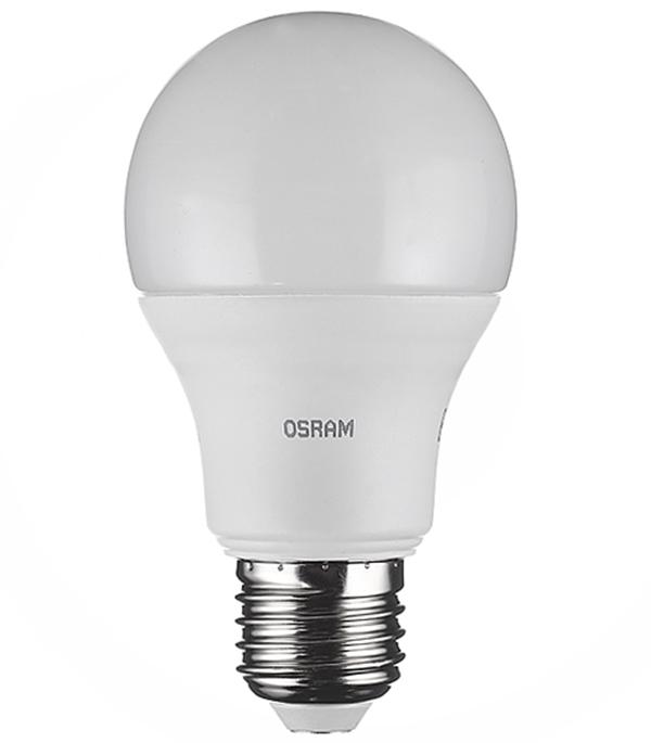 Лампа светодиодная Osram 10,5 Вт Е27 груша A100 2700 К теплый свет 230 В фото