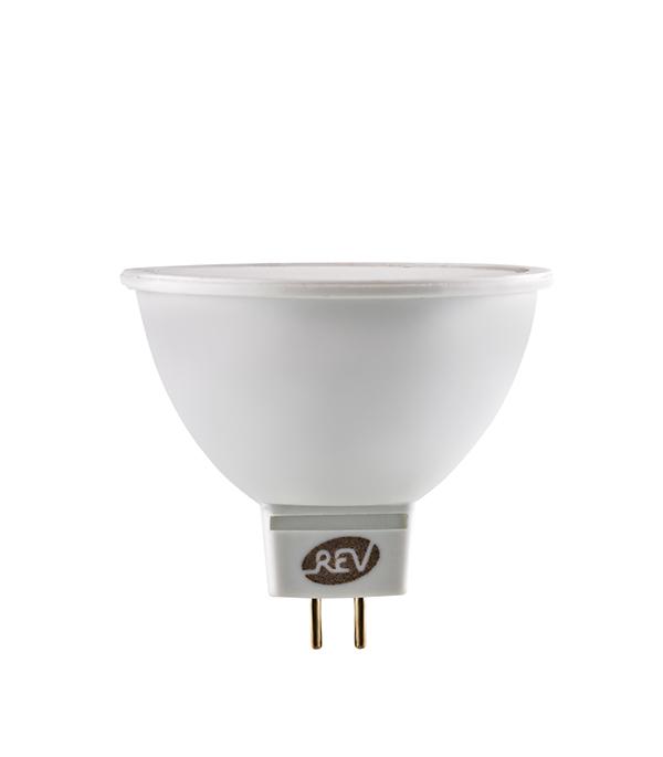 Лампа светодиодная REV 5 Вт GU5.3 рефлектор MR16 4000 К дневной свет 230 В фото