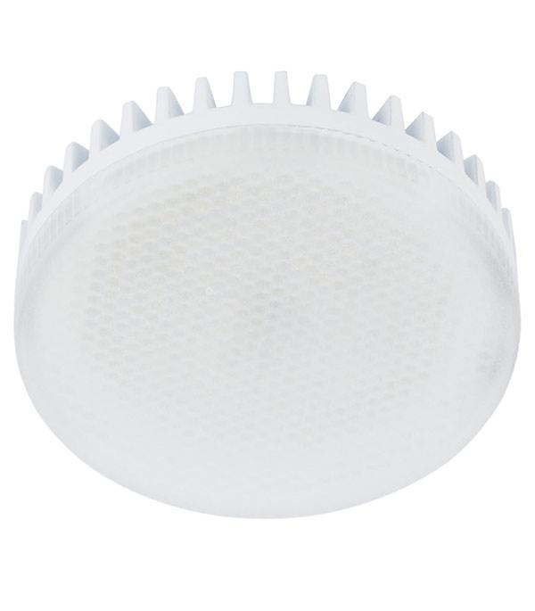 Лампа светодиодная REV 10 Вт GX53 таблетка 3000 К теплый свет 230 В фото
