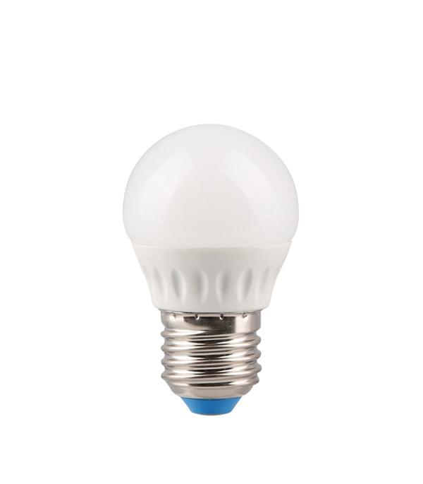Лампа светодиодная REV 9 Вт Е27 шар G45 2700 К теплый свет 230 В фото