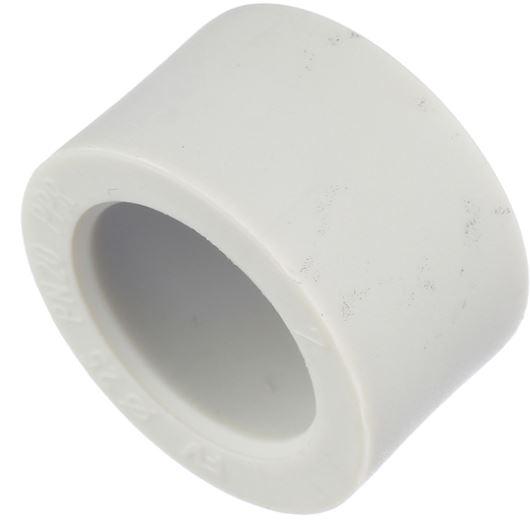 Заглушка полипропиленовая FV Plast, диаметр 25 мм фото