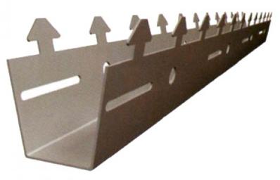 Шина несущая Cesal для рейки Омега S-дизайна, 3 м