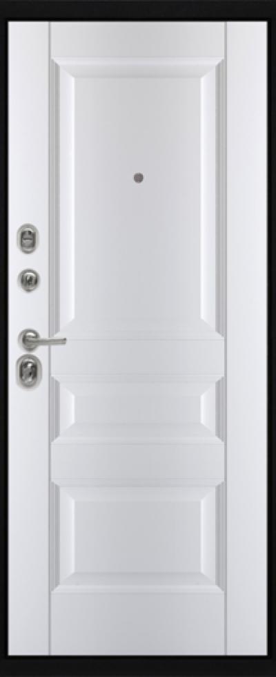 Входная металлическая дверь HD2/95U Аляска 860х2050 фото