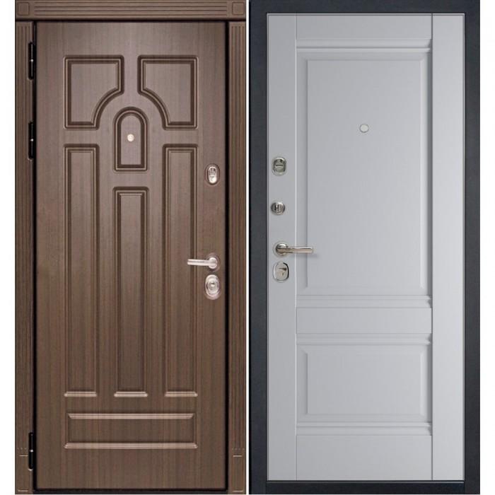 Входная металлическая дверь HD1/1U Манхэттен 860х2050 фото