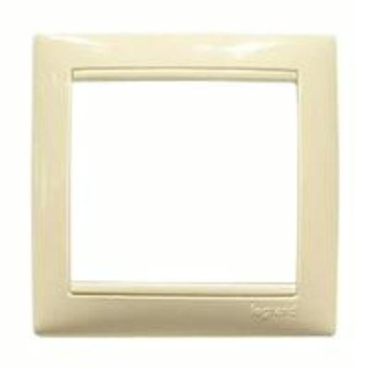 Рамка одинарная Legrand Valena кремовый глянец 774351 фото