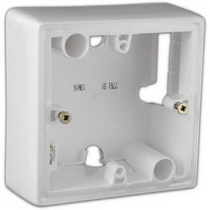 Накладная коробка для розетки 776181 Legrand Valena цвет белый фото