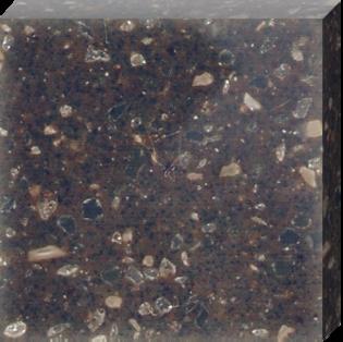 Подоконник из искусственного камня Tristone Romantic F-109 Rocky Mountain 3680х760х12 мм фото