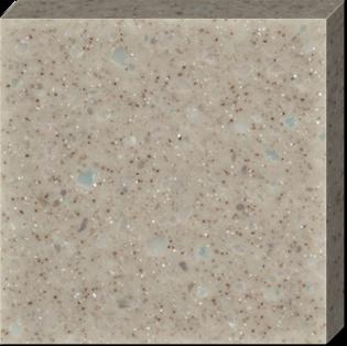 Подоконник из искусственного камня Tristone Romantic F-213 Concrete Quartz 3680х760х12 мм фото