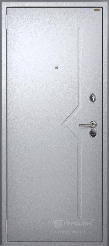 Стальная дверь ДФ Отделка №133 880х2050 фото