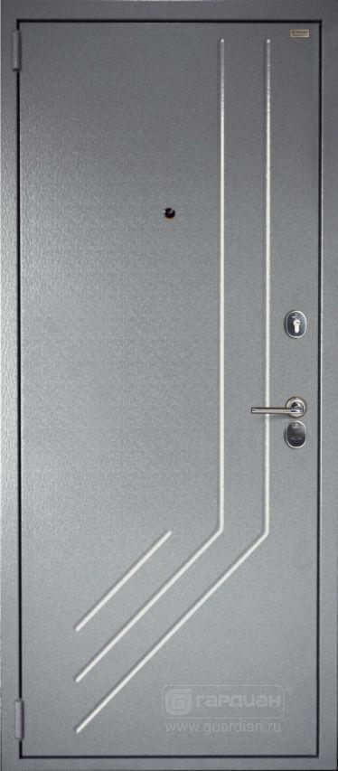 Стальная дверь ДФ Отделка №165 980х2100 фото