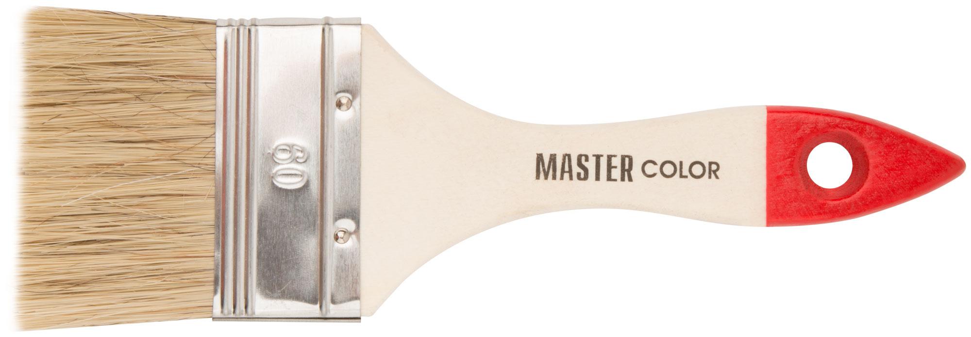 Кисть малярная флейцевая Master Color «Халяль» 30-0104 60 мм фото