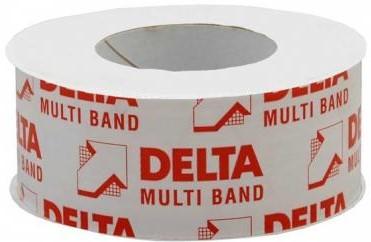 Соединительная лента односторонняя Delta Multi Band 60 мм, рулон 25 м фото