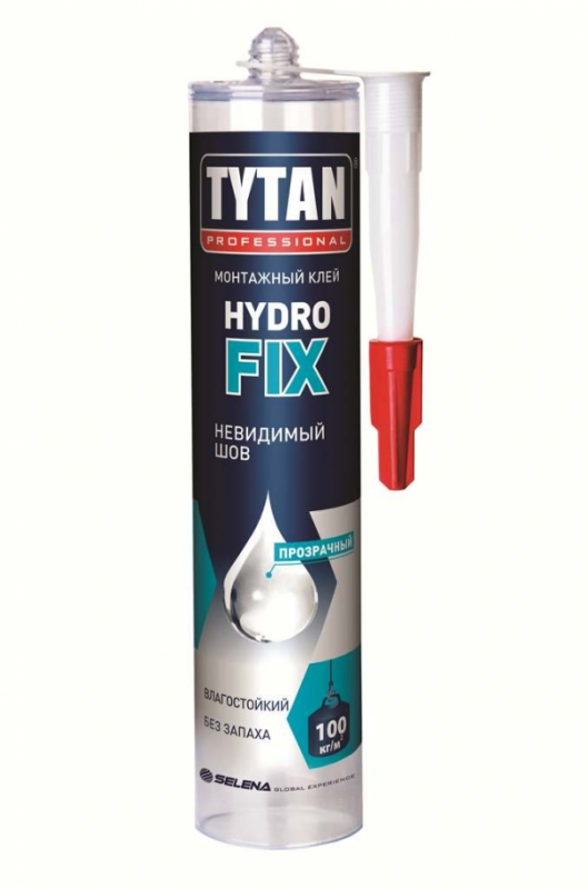 Tytan Hydro FIX 310 мл Жидкие гвозди универсальные.