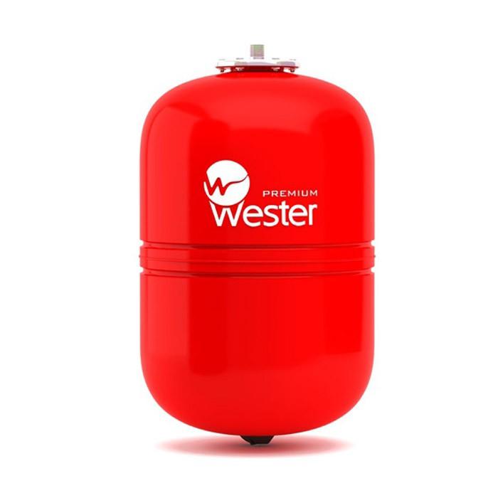Бак мембранный для отопления Wester WRV 100 л. фото