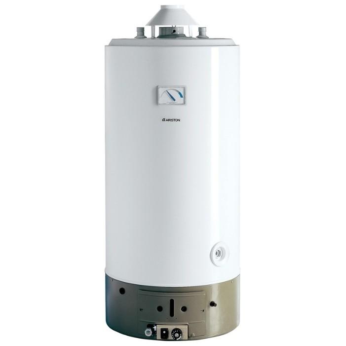 Ariston SGA 120 R 6.38 кВт, 115 л, Водонагреватель накопительный газовый объем фото