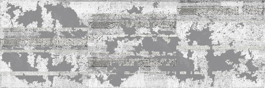 Cersanit Fjord lines FO2U093DT декор для плитки (серый), 25х75 см фото