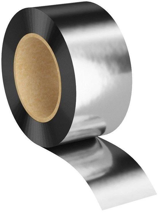 Соединительная лента металлизированная Изоспан FL 50 мм рулон 50 м.