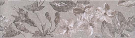 Kerama Marazzi Александрия 8269\5 бордюр для плитки (серый), 5.7x20 см фото