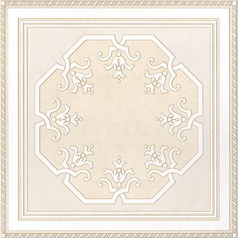 Kerama Marazzi PZ08\4178 Камея 40.2х40.2 см, декор напольный (бежевый) фото
