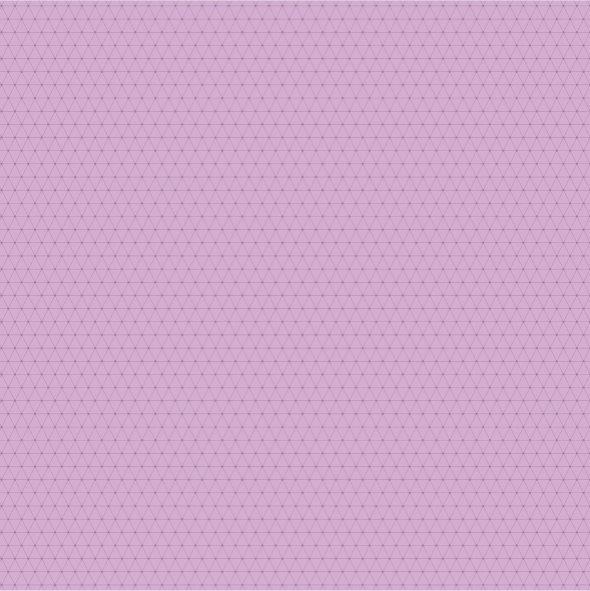 Керамин Концепт 5П 40х40 см, плитка напольная (фиолетовая) фото