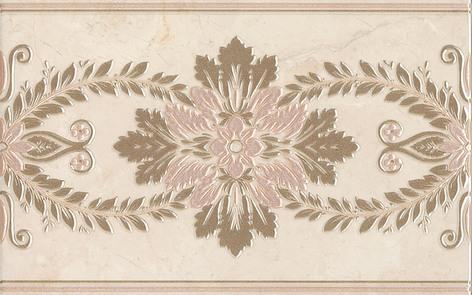 Kerama Marazzi Мармион MLD\A04\6241 декор для плитки (бежевый), 25х40 см фото