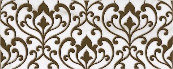 Kerama Marazzi Сари STG\B88\7108T декор для плитки (золотой), 20х50 см фото