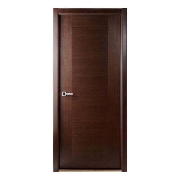 Дверь межкомнатная Belwooddoors Классика люкс Венге глухое 2000х800 мм фото